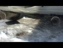 Звук выхлопной трассы от TOURER V на Toyota Rav 4