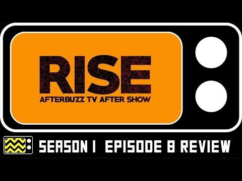 Rise Season 1 Episode 8 Review w/ Sean Grandillo | AfterBuzz TV