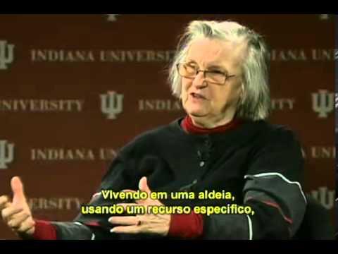 Sem Fronteiras - Elinor Ostrom, a vencedora do Nobel de Economia