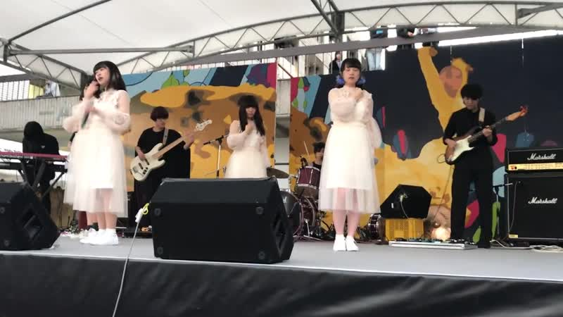 Sora tob sakana cover band. Tohoku University Festival 03/11/2018