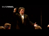 Uniting cultures_ Gustavo Dudamels Americas tour with the Vienna Philharmonic _ Euronews