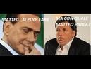 FINE DEL CENTRODESTRA Addio a Berlusconi NASCE CON RENZI FORZA RB