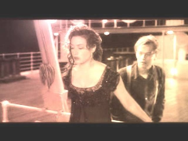 Titanic Jack and Rose You and I, Were like Diamonds in the Sky