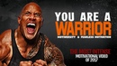 The Most INTENSE Video of 2017 - WARRIOR: A Powerful Motivational Speech Video