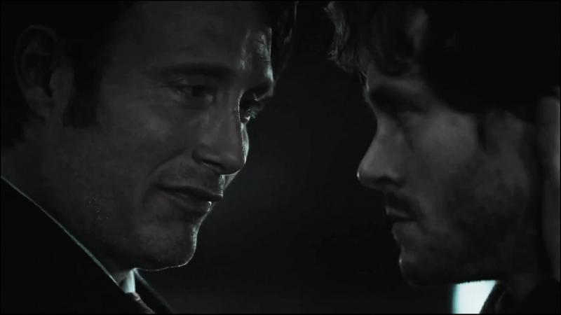 Веганам вход запрещён (Will Graham / Hannibal Lecter) - Hold On