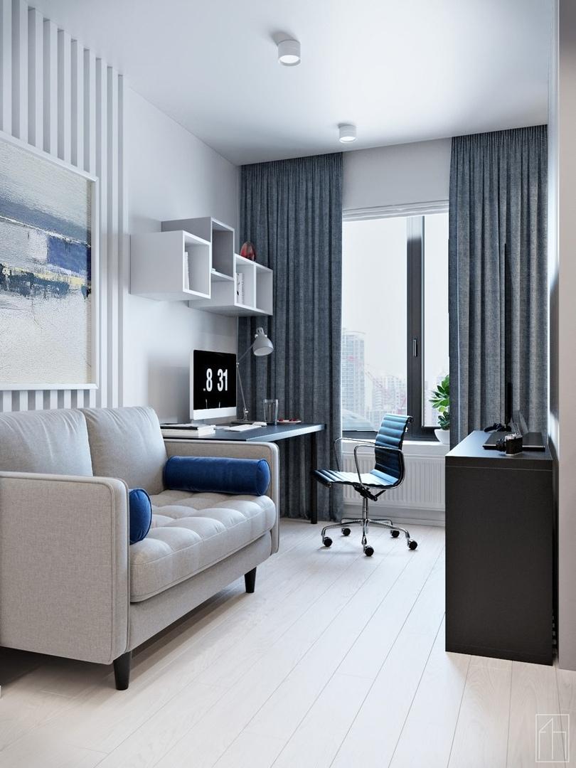Проект квартиры 29 м.