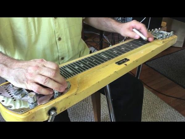 Apache steel guitar