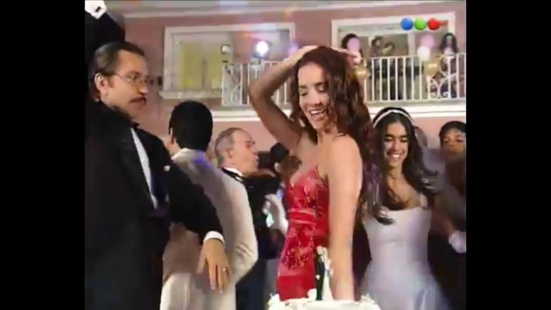 Bailando, Mili y Ivo ❤