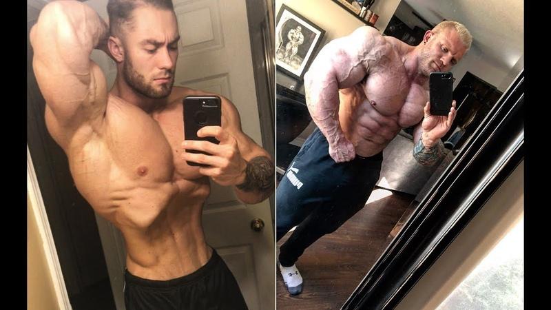 Не растут грудные мышцы? Крис Бамстед и Ян Вэлье вместе готовятся на Олимпию!