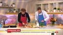 Євген Клопотенко приготував страву, якою годують дітей у шкільних їдальнях Франції