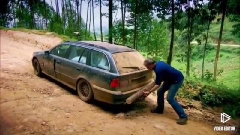 Идеи Джереми гениальны только при отсутствии практики 😂 Top Gear в Самом Сердце Африки