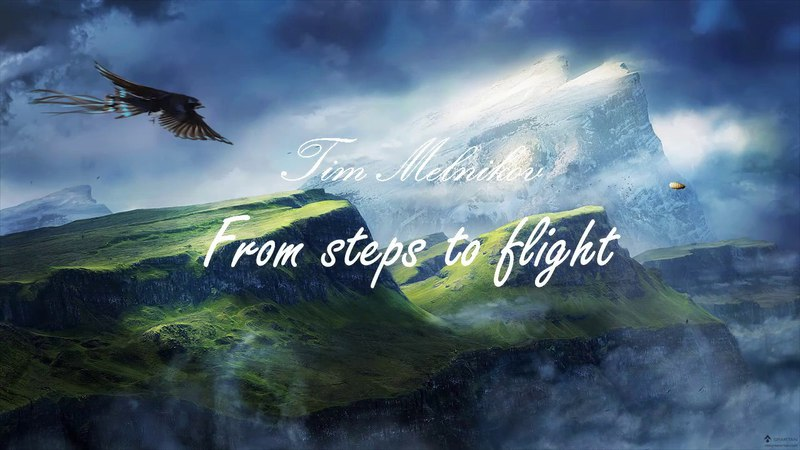 Tim Melnikov From steps to flight