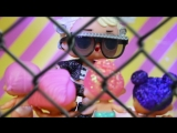 Леди ГуГу - ПРЕМЬЕРА (куклы ЛОЛ Гага концерт)