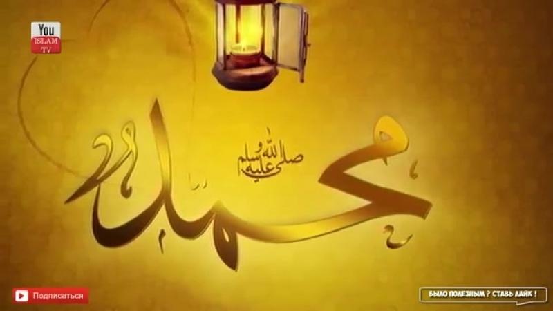 Пророк Мухаммад ﷺ рассказал кто попадет в рай а кто в ад хадисы пророка.mp4