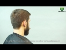 Как подстричь бороду How to cut a beard парикмахер тв hairdresser