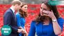 """Los """"MALOS hábitos"""" de Kate Middleton hacen que la familia real sea """"VERGONZOSA"""""""