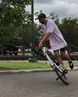 "Red Bull on Instagram: ""Bicycle? Unicycle? How bout both 😏 🏃: @terryadamsbmx bmx flatland trick flex givesyouwings"""