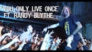 SUICIDE SILENCE - You Only Live Once (Ft. Randy Blythe - Lamb Of God)