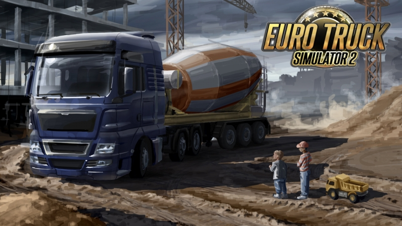 Маршруты по неизведанным дорогам и городам | Euro Truck Simulator 2