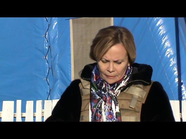 Маріуполь 09.11.2018р., зустріч Голови ВР А. Парубій і Президент НАТО пані Раса Юкнявічене Ч-2