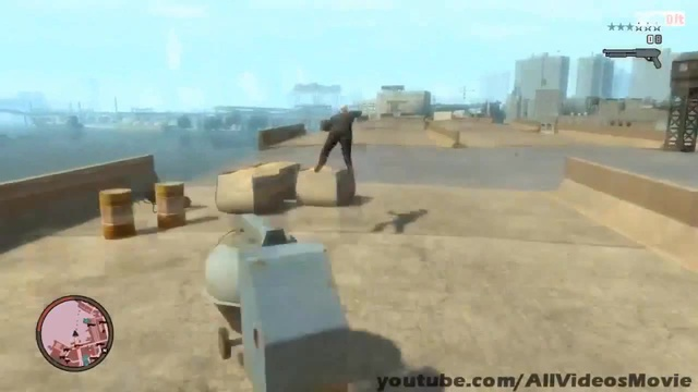 Epic laughter and acrobat in GTA4