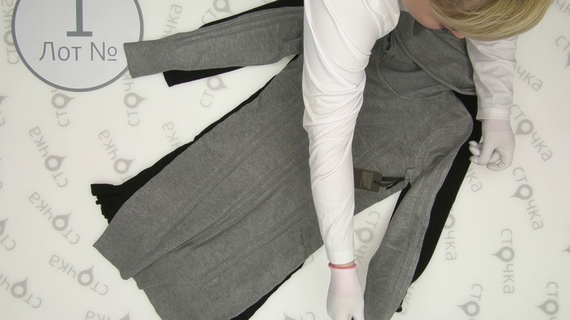 YUKA Dresses Winter*1 сток одежда оптом