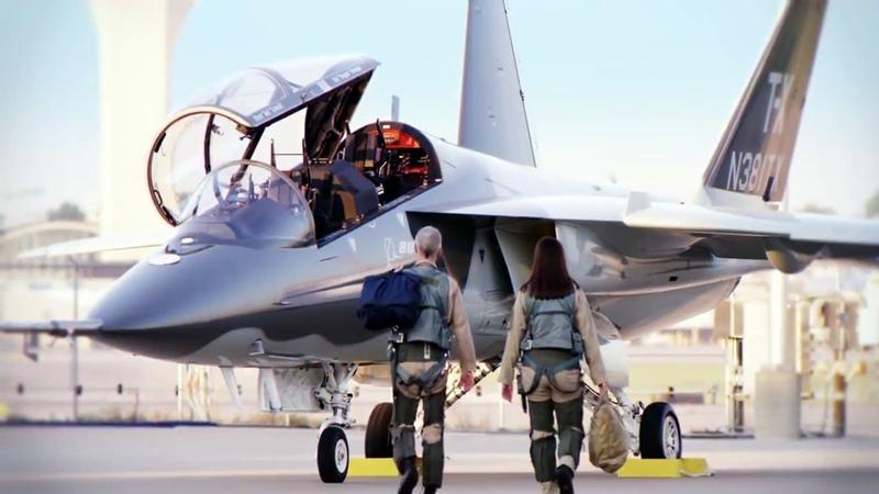 Boeing/SAAB T-X Jet Trainer - SAAB Promo Video TX NewBoeingTX Boeing SAAB HD
