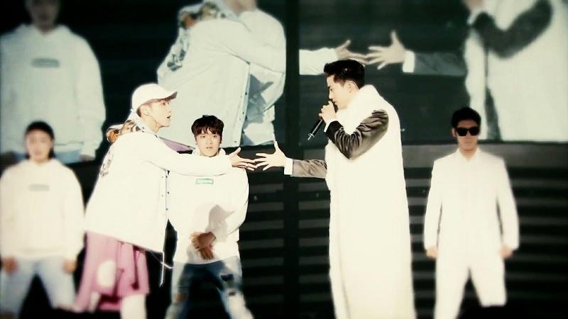 Jun. K Taecyeon (2PM) - 50 50 @ GALAXY OF 2PM
