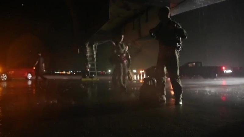 B-1B Lancer Prepares for Flight Operations during Valiant Shield ANDERSEN AIR FORCE BASE, GUAM