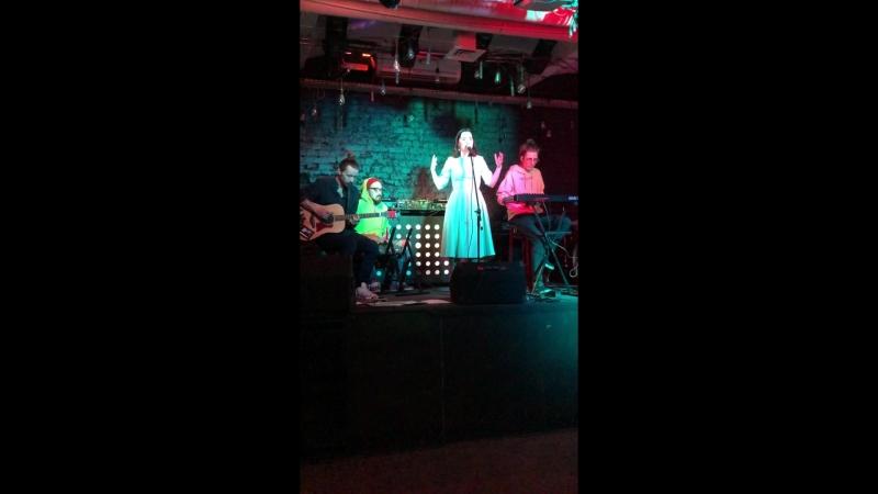 Anna Cheee И Мятный февраль - Клавиши души. Концерт в Wunder bar. 14.03.18