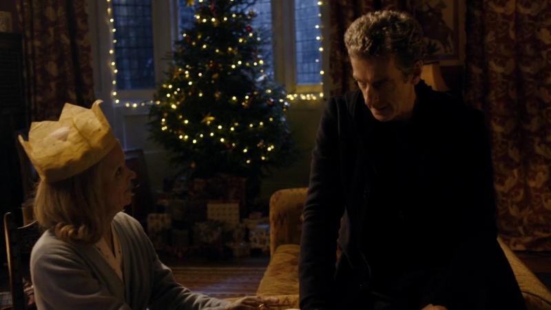 Доктор Кто 7 сезон 16 серия и 8 сезон 13 серия (Рождественская хлопушка)