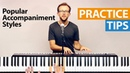 Popular Piano Accompaniment Styles HDpiano
