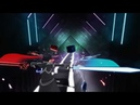 Beat Saber World Record Kirito plays Legends Never Die FC SS Rank 2K 60fps