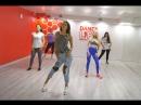 Открытый урок по Стрип-пластике в Dance Life с Марией Погодаевой. 05.09.18