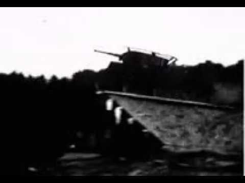 Прыжок капитана Кульчицкого на танке БТ-7, 1936