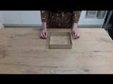 Видеообзор квадрата для выпечки и сборки торта