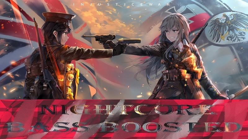 Nightcore BASS BOOSTED - World At War (Ft. Louverture) [Prod by. NEDIM] (Dedboii Kez)