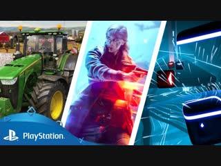 Новости этой недели на PlayStation Store | 19 ноября