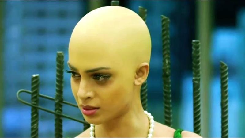 Indian Actress Tina Desai Shocking bald head | Forced Headshave Rare
