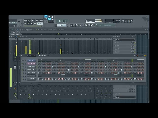 Making a Trap Beat in Fl Studio 12 | Пишем трэп бит | Cooking up