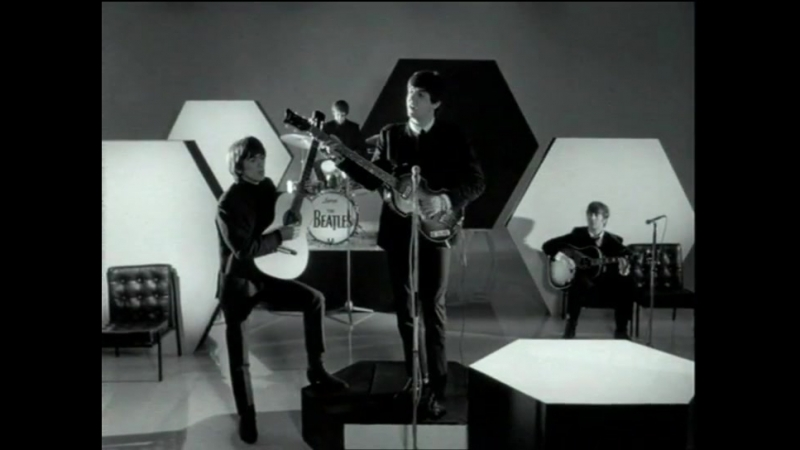 The Beatles - And I love her (1964)