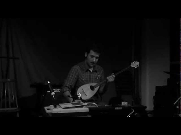 Tasos Stamou @ Cafe Oto, Mike Cooper's 70 RPM birthday concert
