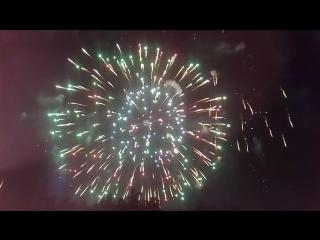 Салют.9 МАЯ!!!2018 год. День победы!!! 1945 год.