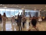 клубный танец 18.08.18
