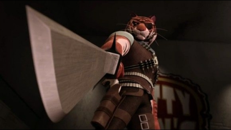 Shere.Khan - Тигриный Коготь