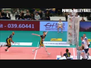 The most shocking volleyball moments (hd)