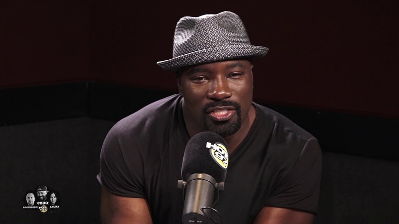 Mike Colter On Luke Cage Being Punched On Set Ric Flair