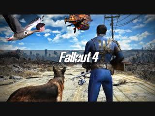 Стрим Fallout 4 - Far Harbor - RU озвучка - Синт или не синт?