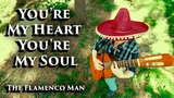 Modern Talking - You`re my Heart You`re my Soul(cover by The Flamenco Man)