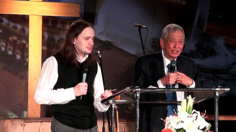 Царство Божие внутри вас | Тио Гим Хок | видео проповеди | 26.05.2013 | Церковь Завета